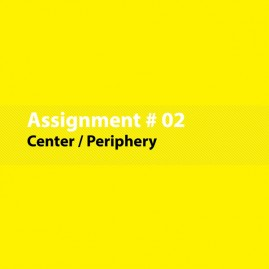 Center/Periphery: an Urban Experience